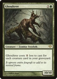 Ghoultree, Magic: The Gathering, Dark Ascension