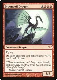 Moonveil Dragon, Magic: The Gathering, Dark Ascension