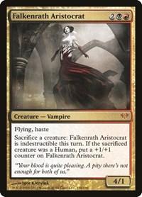 Falkenrath Aristocrat, Magic, Dark Ascension