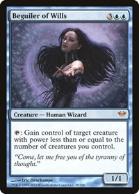 Beguiler of Wills, Magic: The Gathering, Dark Ascension