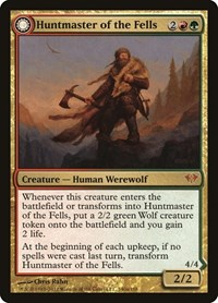 Huntmaster of the Fells, Magic: The Gathering, Dark Ascension