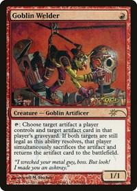 Goblin Welder, Magic: The Gathering, Judge Promos