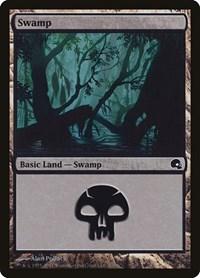 Swamp (30), Magic: The Gathering, Premium Deck Series: Graveborn