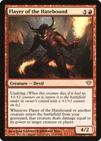 Flayer of the Hatebound, Magic: The Gathering, Dark Ascension