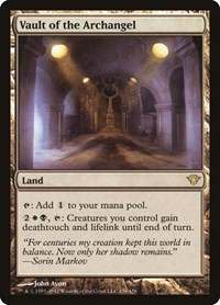 Vault of the Archangel, Magic, Dark Ascension
