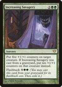 Increasing Savagery, Magic: The Gathering, Dark Ascension