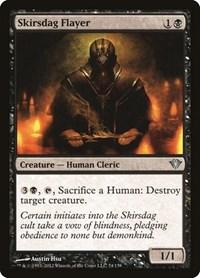 Skirsdag Flayer, Magic: The Gathering, Dark Ascension