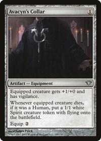 Avacyn's Collar, Magic, Dark Ascension