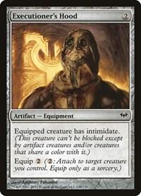 Executioner's Hood, Magic: The Gathering, Dark Ascension