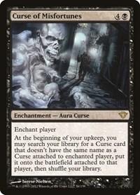 Curse of Misfortunes, Magic, Dark Ascension