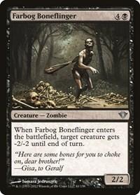 Farbog Boneflinger, Magic: The Gathering, Dark Ascension