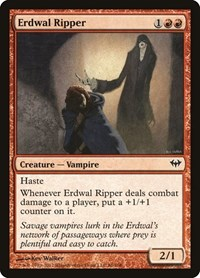 Erdwal Ripper, Magic: The Gathering, Dark Ascension