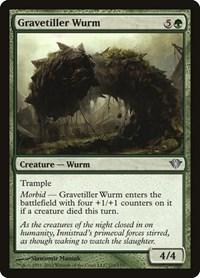 Gravetiller Wurm, Magic: The Gathering, Dark Ascension