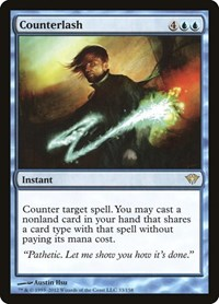 Counterlash, Magic: The Gathering, Dark Ascension