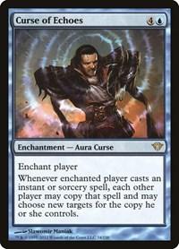Curse of Echoes, Magic, Dark Ascension