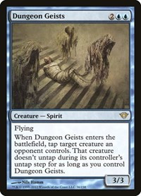 Dungeon Geists, Magic: The Gathering, Dark Ascension