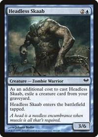 Headless Skaab, Magic: The Gathering, Dark Ascension