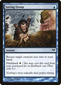 Saving Grasp, Magic: The Gathering, Dark Ascension