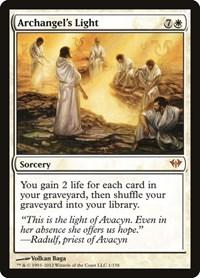 Archangel's Light, Magic: The Gathering, Dark Ascension
