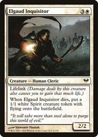 Elgaud Inquisitor, Magic: The Gathering, Dark Ascension