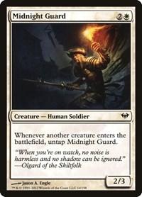 Midnight Guard, Magic: The Gathering, Dark Ascension