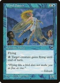 Wind Dancer, Magic, Tempest