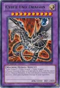 Cyber End Dragon, YuGiOh, Ra Yellow Mega Pack