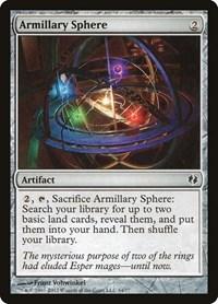 Armillary Sphere, Magic: The Gathering, Duel Decks: Venser vs. Koth