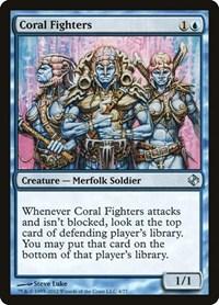 Coral Fighters, Magic, Duel Decks: Venser vs. Koth