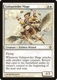 Galepowder Mage, Magic: The Gathering, Duel Decks: Venser vs. Koth