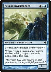 Neurok Invisimancer, Magic: The Gathering, Duel Decks: Venser vs. Koth