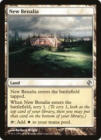 New Benalia, Magic: The Gathering, Duel Decks: Venser vs. Koth