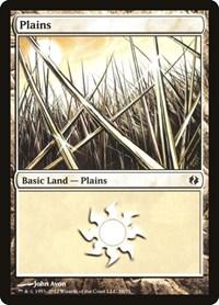 Plains (38), Magic: The Gathering, Duel Decks: Venser vs. Koth