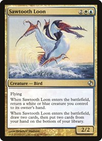 Sawtooth Loon, Magic: The Gathering, Duel Decks: Venser vs. Koth