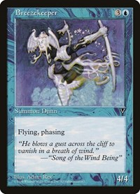 Breezekeeper, Magic: The Gathering, Visions