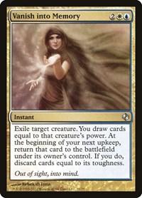 Vanish into Memory, Magic: The Gathering, Duel Decks: Venser vs. Koth