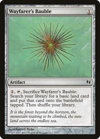 Wayfarer's Bauble, Magic: The Gathering, Duel Decks: Venser vs. Koth