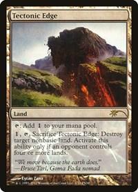 Tectonic Edge, Magic: The Gathering, FNM Promos