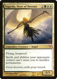 Sigarda, Host of Herons (Foil)