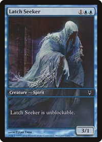 Latch Seeker, Magic: The Gathering, Game Day & Store Championship Promos