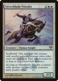 Silverblade Paladin, Magic: The Gathering, Buy-A-Box Promos