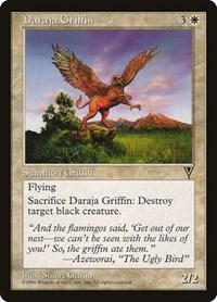Daraja Griffin, Magic: The Gathering, Visions