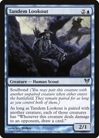 Tandem Lookout, Magic: The Gathering, Avacyn Restored