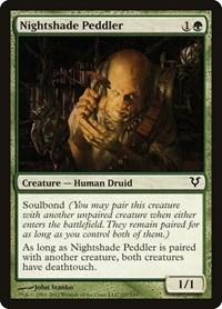 Nightshade Peddler, Magic: The Gathering, Avacyn Restored