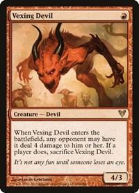 Vexing Devil, Magic: The Gathering, Avacyn Restored