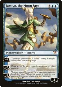 Tamiyo, the Moon Sage, Magic, Avacyn Restored
