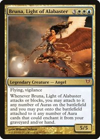 Bruna, Light of Alabaster, Magic: The Gathering, Avacyn Restored