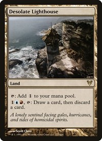 Desolate Lighthouse, Magic, Avacyn Restored