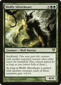 Wolfir Silverheart, Magic: The Gathering, Avacyn Restored