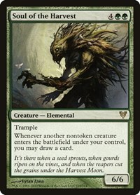 Soul of the Harvest, Magic: The Gathering, Avacyn Restored